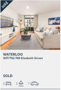 Real Estate Appraisal Waterloo NSW 2017