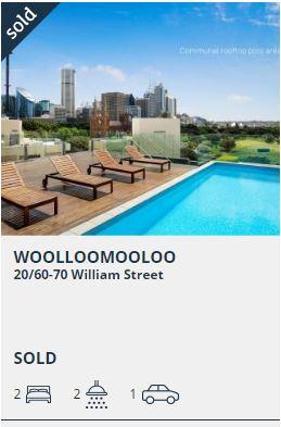 Real estate appraisal Woolloomooloo