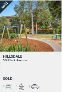 Real estate appraisal Hillsdale NSW 2036