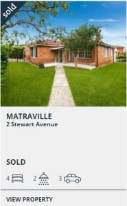 Real estate appraisal Matraville NSW 2036