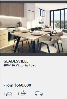 Real estate appraisal Gladesville NSW 2111