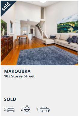 Real estate appraisal Maroubra NSW 2035