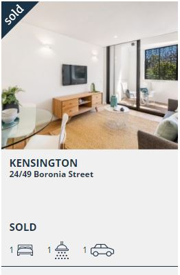 Real estate appraisal Kensington NSW 2033