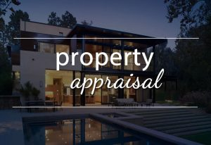 Property valuation vs property appraisal