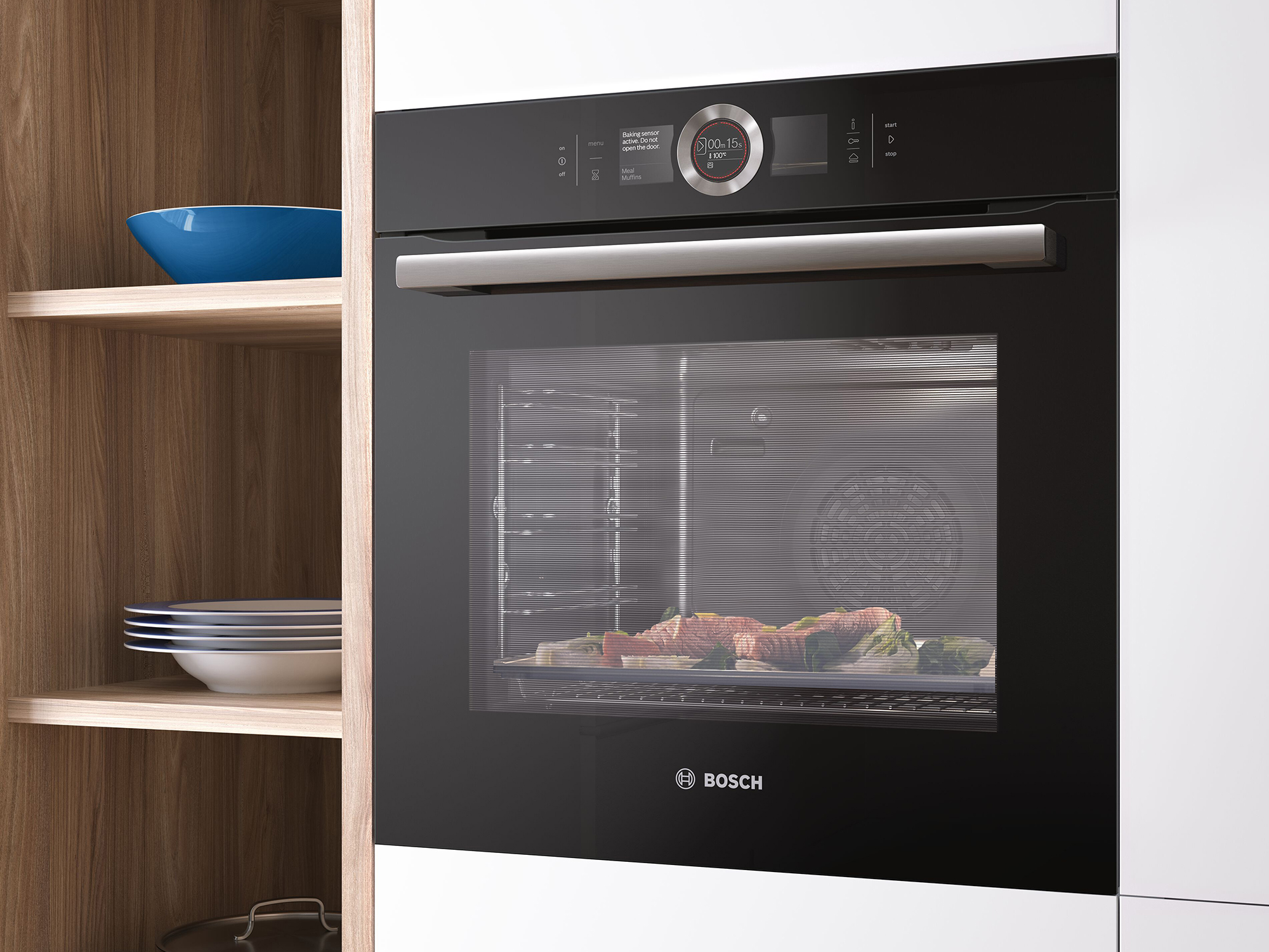 Bosch oven appliances